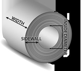 Steel Coil Diagram